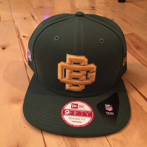 ee60a958 Green Bay Packers New Era 9Fifty Retro Cap Hat New NWT